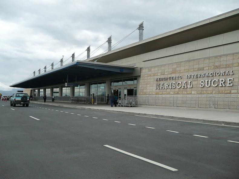 New Quito Airport
