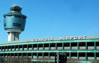 New York City La Guardia Airport