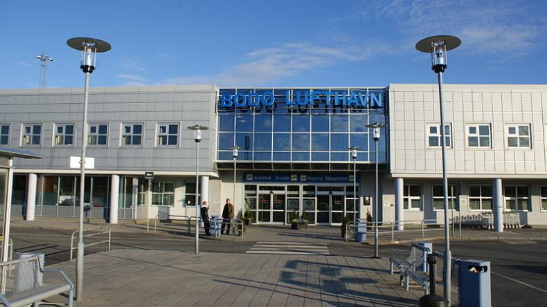 Bodø Lufthavn Airport