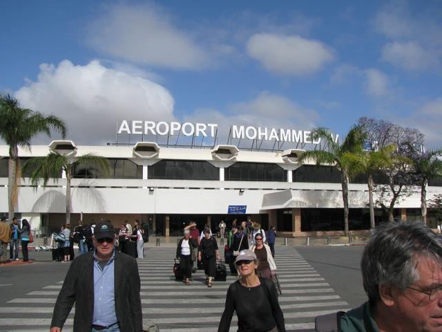 Casablanca Mohammed V International Airport
