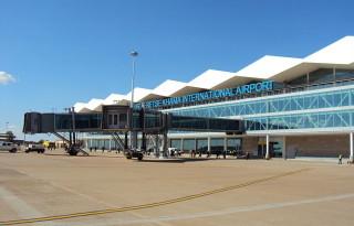 Gaborone Sir Seretse Khama Airport