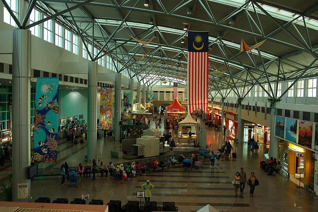 Kuah Langkawi Airport