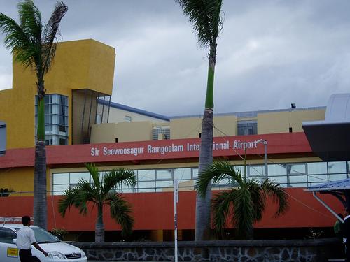 Port Louis Sir Seewoosagur Ramgoolam Airport