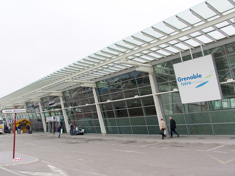Grenoble Isere Airport