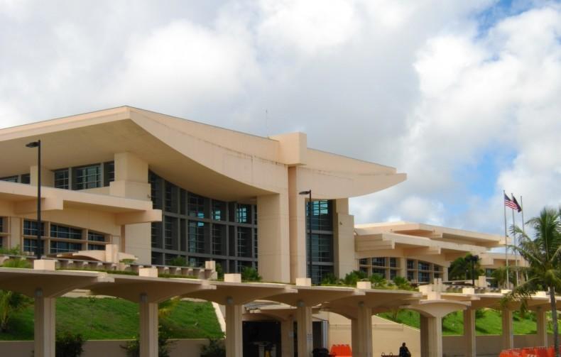 Agana Antonio Airport