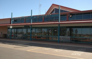 Ayers Rock Connellan Airport