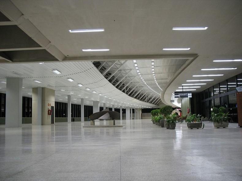 Belo Horizonte Tancredo Neves Airport