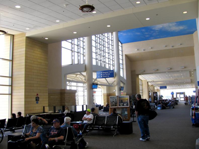 Bismarck Airport