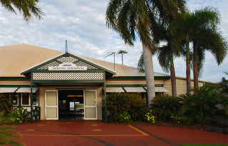 Broome Airport