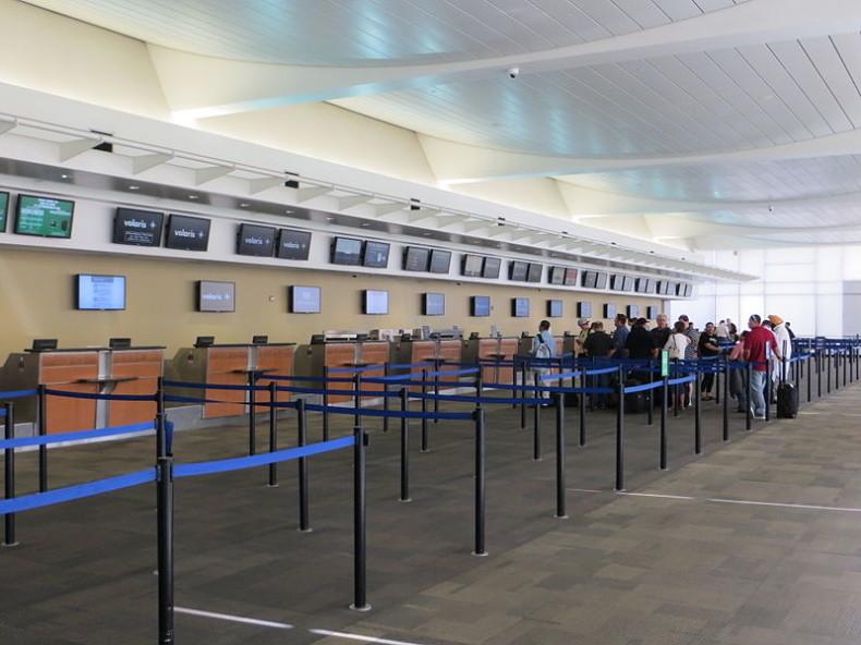 Fresno Yosemite Airport