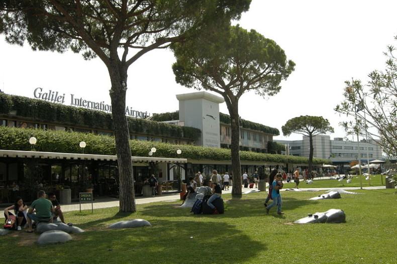 Pisa Galileo Airport