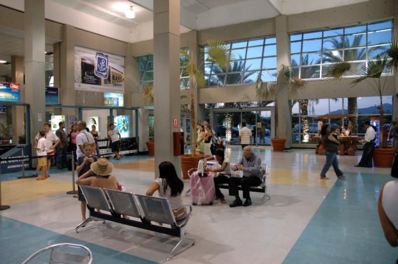 Porlamar Del Caribe Airport