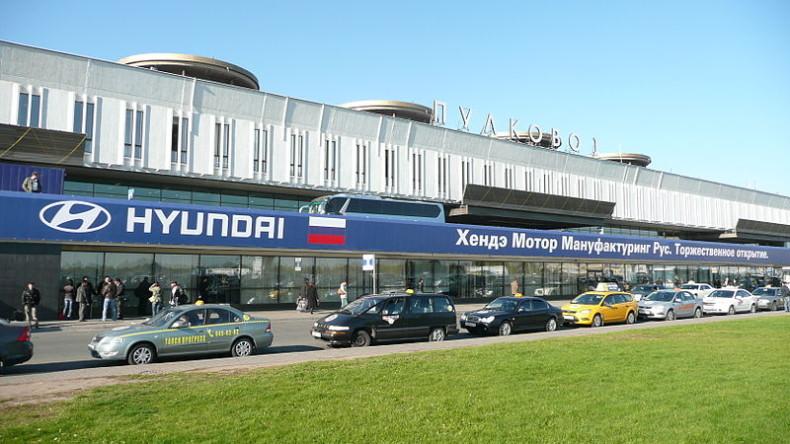 Saint Petersburg Pulkovo Airport