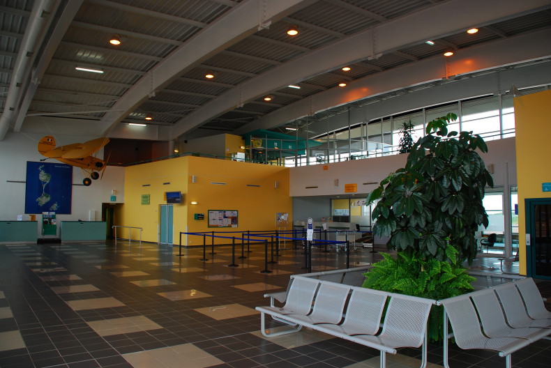 Saint Pierre and Miquelon Airport