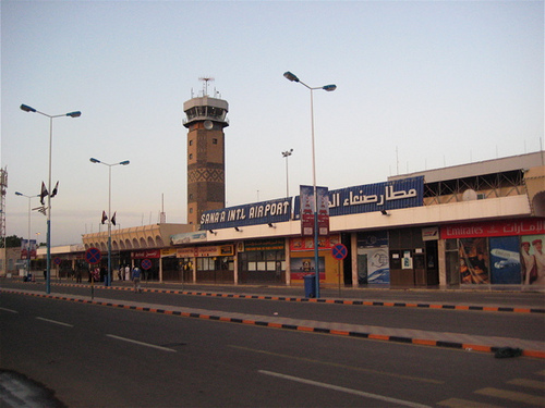 Sanaa Airport