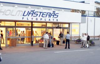 Stockholm Vasteras Airport