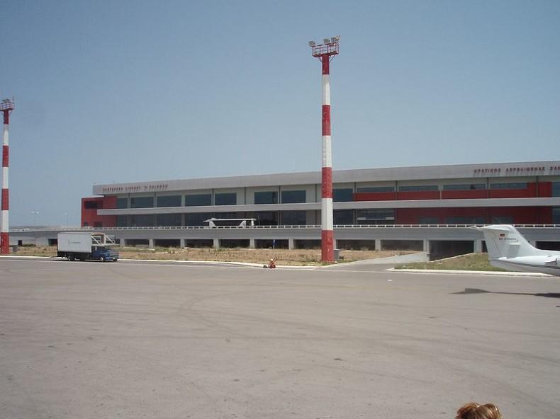 Zakynthos Zante Airport